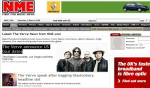 the verve nme news